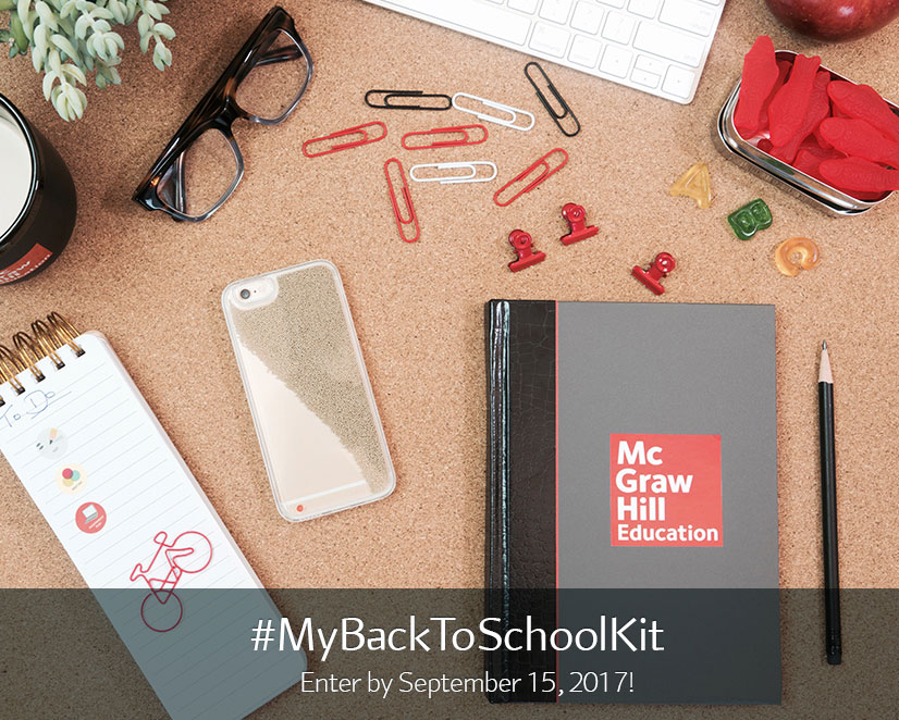 My Back To School Kit