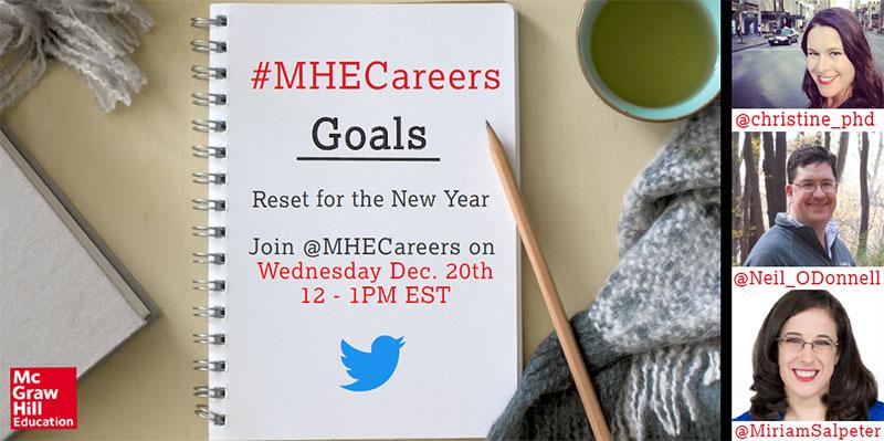December Twitter Chat
