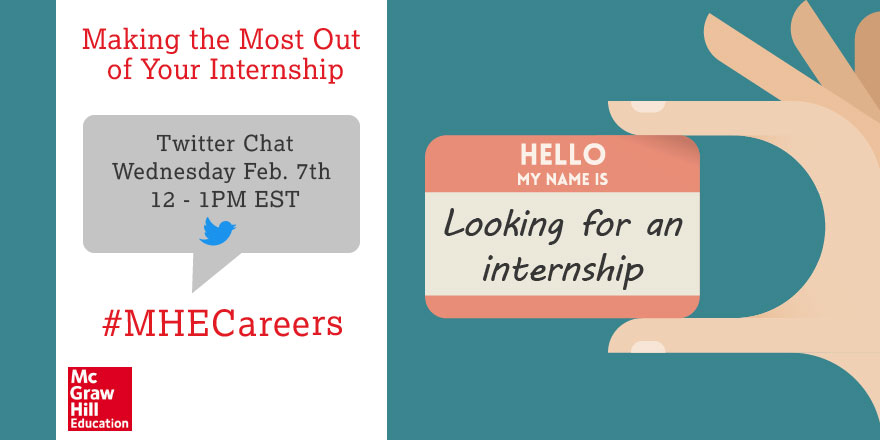 Making the Most Out of Your Internship