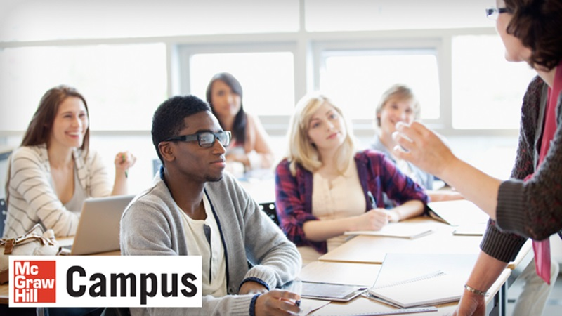 MHCampus Students in Class