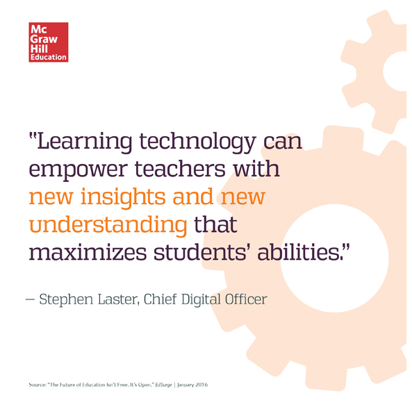 Stephen Laster Quote for EdSurge