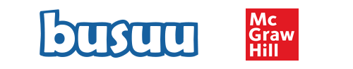 busuu and McGraw-Hill Education logos