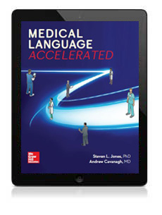 Medical Language Accelerated Cover