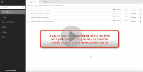 Smartbook Overview