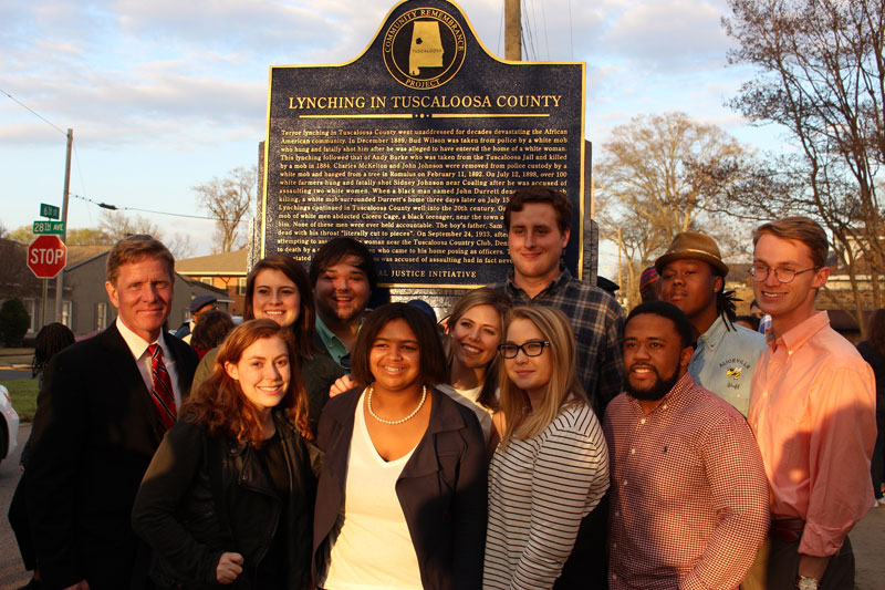 Investigating the Past at the University of Alabama