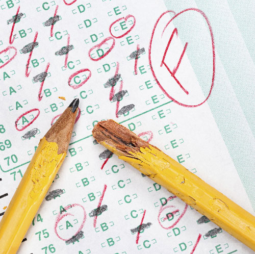 Teaching Students to Troubleshooting a 'Fail'