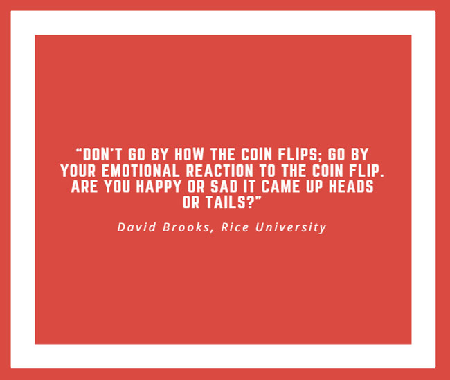 Inspiring Quote by David Brooks