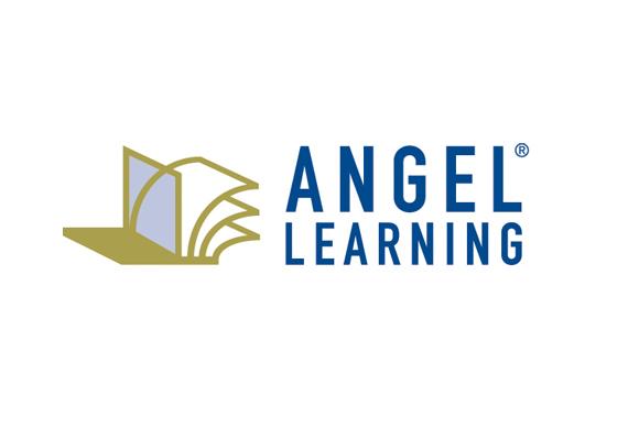 ANGEL learning logo
