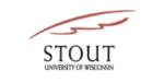 stout university of wisconsin logo
