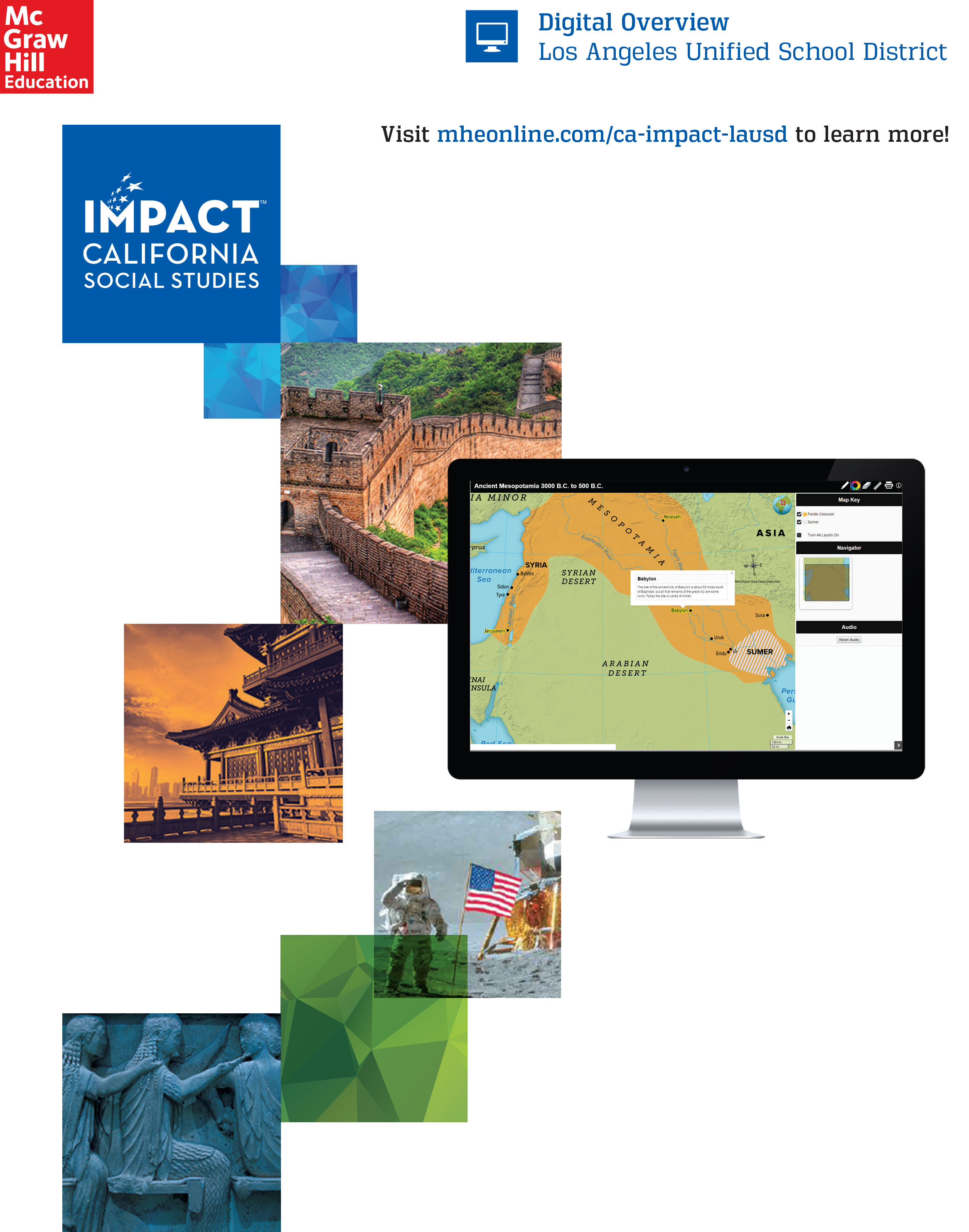 Overview brochure cover
