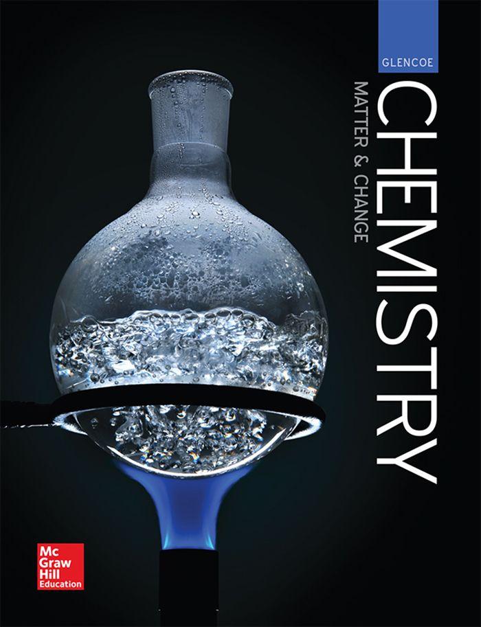 Glencoe Chemistry Matter & Change