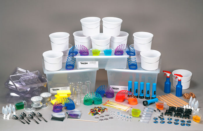 New! Lab Kits for Grades 6-8
