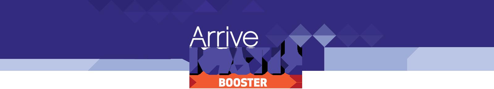 Arrive Math logo