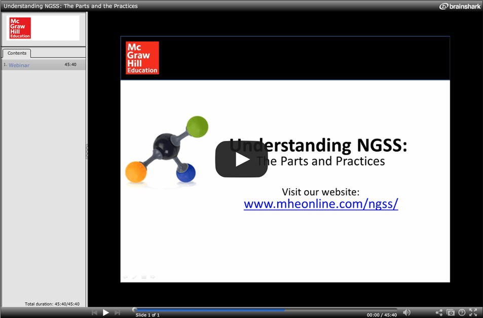 Understanding NGSS: The Parts and the Practices