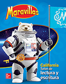 Maravillas Reading/Writing Workshop cover, Grade 6