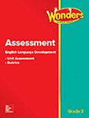 ELD Assessment cover, Grade 3