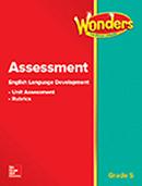 ELD Assessment cover, Grade 5