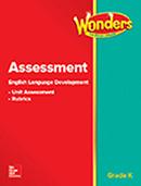 ELD Assessment cover, Grade K