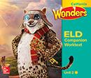 ELD Interactive Worktext cover, Grade 4