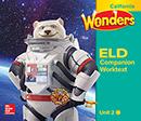 ELD Interactive Worktext cover, Grade 6