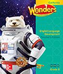 ELD Teacher Edition cover, Grade 6