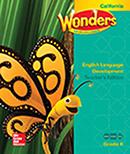 ELD Teacher Edition cover, Grade K