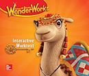 WonderWorks Companion Worketxt cover, Grade 3