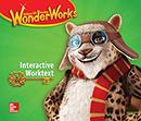 WonderWorks Companion Worktext cover, Grade 4