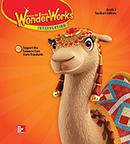 WonderWorks Intervention Teacher Guide cover, Grade 3