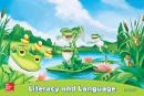 World of Wonders Literacy & Language Flip Chart cover