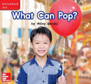 World of Wonders What Can Pop? cover