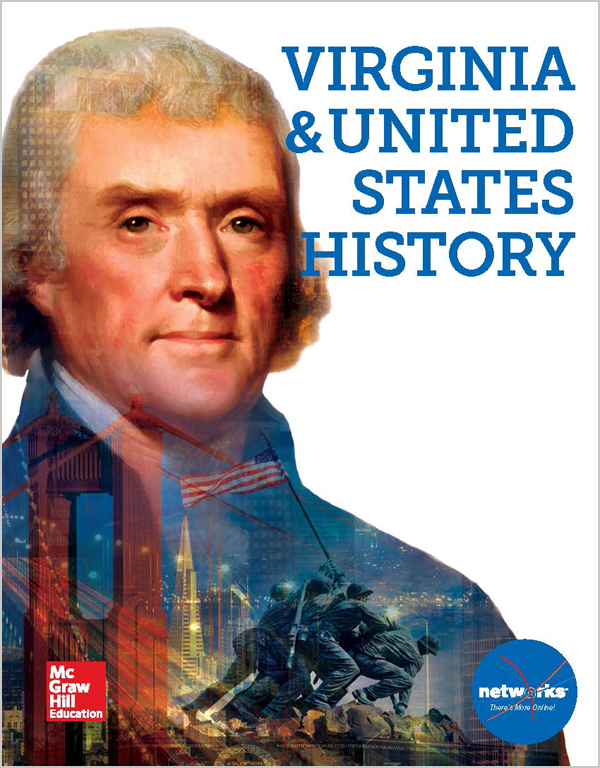 Virginia & United States History cover
