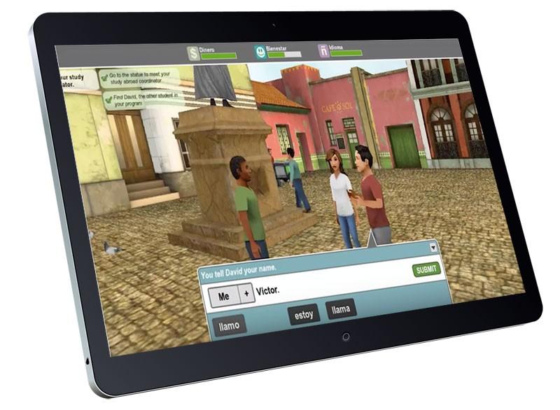 practice-spanish-tablet