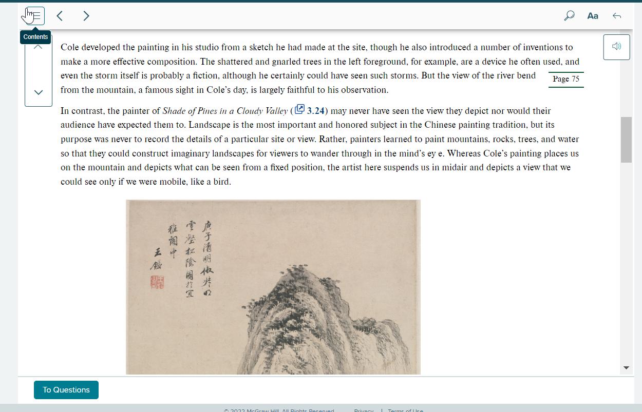 Learning Resource screenshot