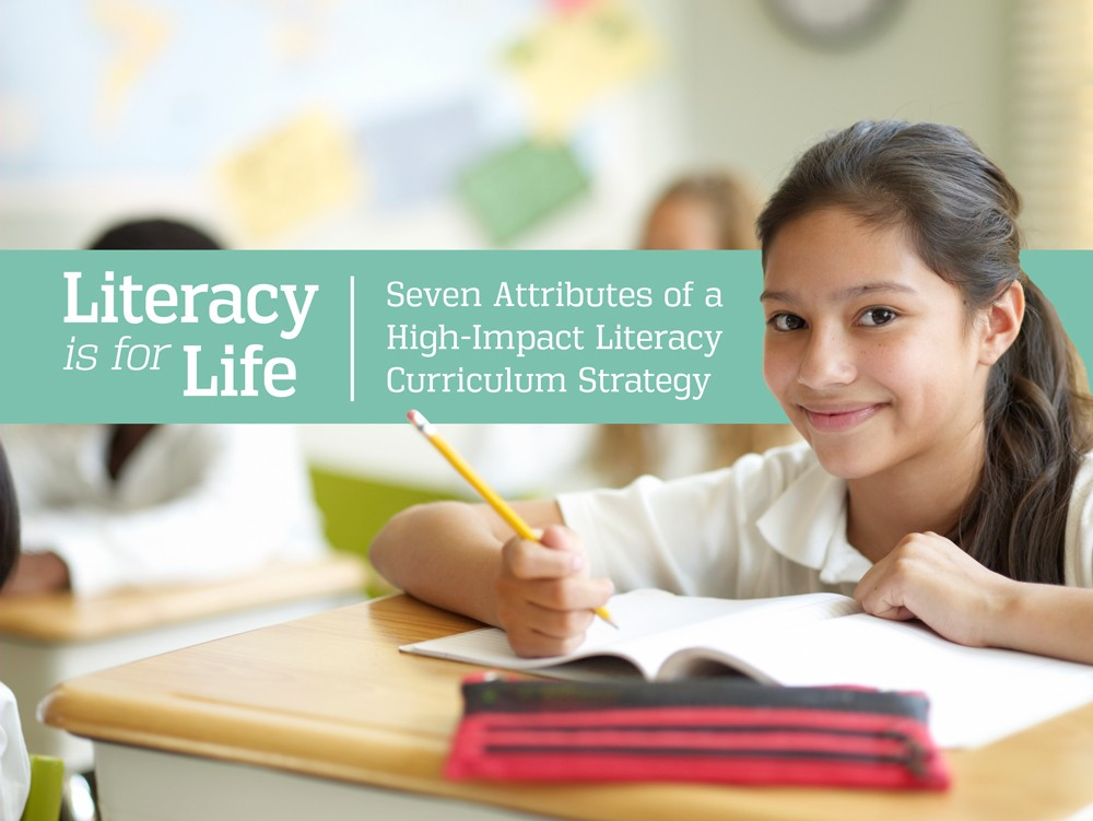 Seven Attributes of a High-Impact Literacy Curriculum Strategy